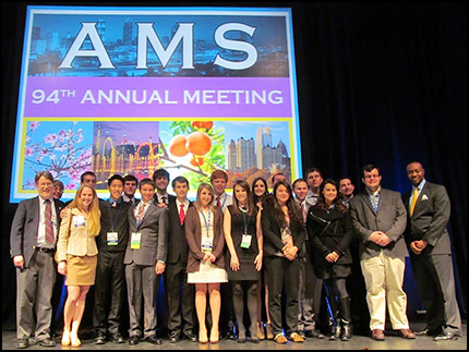 AMS 94TH Meeting